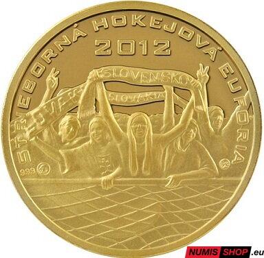 46e3f1a8fe7ee Zlatá medaila - MS v ľadovom hokeji 2012