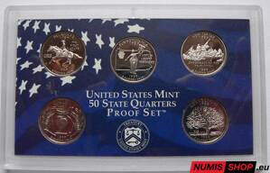 USA Quarter 1999 - sada - PROOF - S