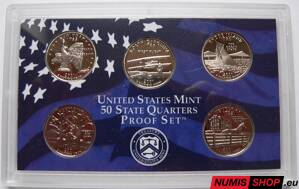 USA Quarter 2001 - sada - PROOF - S