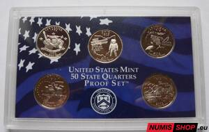 USA Quarter 2002 - sada - PROOF - S