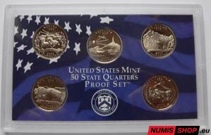 USA Quarter 2006 - sada - PROOF - S