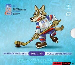 cb0a158ddedca Sada mincí SR 2011 - MS v hokeji
