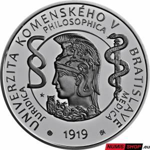 b5942276c2f42 10 eur Slovensko 2019 - Univerzita Komenského - PROOF