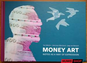 Matej Gábriš - Money Art (kniha)